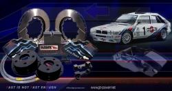 4 KOLBEN - 315x28mm PRO RACE 2 - BREMSENKIT 1