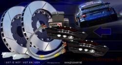 6 KOLBEN - 350x32mm PRO RACE 6 - BREMSENKIT 1