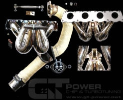 GTP / 1,8 T GT2 Competition Turbokit 350 HP 2