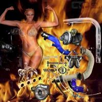 GTP / 1,8 T GT1 Turbokit Motor Sport 500 HP 1