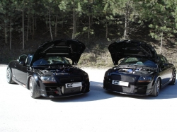 GTP / 1,8 T GT1 Turbokit Motor Sport 500 HP 2