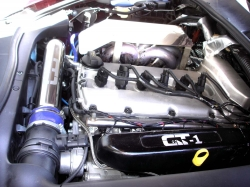 Porsche Cayenne Turbo Fächerkrümmer / T3 / T4 / T04 Flansch 7
