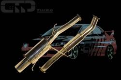 EVO VIII-IX / GT 1 Streetracing Auspuffanlage 76mm ab Turbo 2
