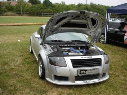 GTP / 1,8 T GT1 Competition Turbokit 400 HP 4