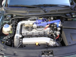 GTP / 1,8 T GT1 Competition Turbokit 400 HP 3
