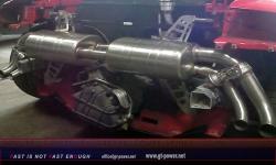 Audi R8 Sport- Auspuffanlage Vollsystem ab Kat - 5.2 FSI 09- 2012 3