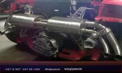 Audi R8 Sport- Auspuffanlage Vollsystem ab Kat - 4.2 FSI 07- 2012 3