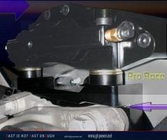 6 KOLBEN - 350x32mm PRO RACE 6 - BREMSENKIT 4
