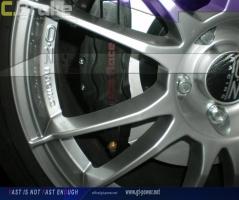 6 KOLBEN - 350x32mm PRO RACE 6 - BREMSENKIT 5