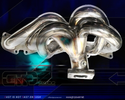 Turbo Manifold FIAT Coupe 20v Turbo 1