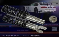 GAZ (GHA) STREET - GEWINDEFAHRWERK-BMW MINI COOPER 1
