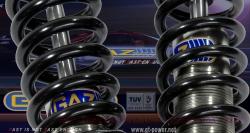 GAZ (GHA) STREET - GEWINDEFAHRWERK-BMW MINI COOPER 2