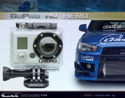 GoPro HD Motorsports Hero 1