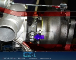 550HP GT1 Racing Turbo Subaru 2