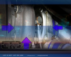 GTP / GT1 Turbokit Motor Sport 450 HP / COUPE 16V 7