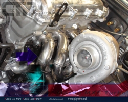 1.8 - 1.9 Liter - Engine / GT1 Motor Sport Turbokit 450HP 1