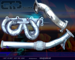 1.8 - 1.9 Liter - Engine / GT1 Motor Sport Turbokit 450HP 10
