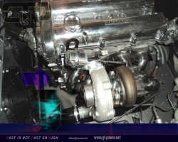 1.8 - 1.9 Liter - Engine / GT1 Motor Sport Turbokit 450HP 2