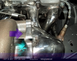 1.8 - 1.9 Liter - Engine / GT1 Motor Sport Turbokit 450HP 4