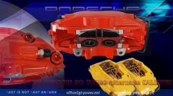 4 KOLBEN - PORSCHE ( 993 Bi-Turbo Ersatzsattel ) 1