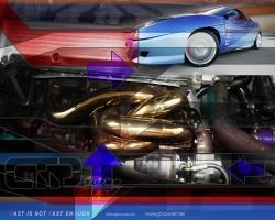GTP / GT1 Turbokit Motor Sport 450 HP / COUPE 16V 1