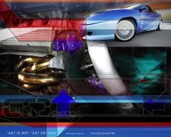 GTP / GT1 Turbokit Motor Sport 450 HP / COUPE 16V 2