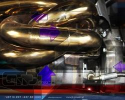 GTP / GT1 Turbokit Motor Sport 450 HP / COUPE 16V 3