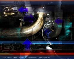 GTP / GT1 Turbokit Motor Sport 450 HP / COUPE 16V 4