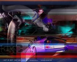 GTP / GT1 Turbokit Motor Sport 450 HP / COUPE 16V 5