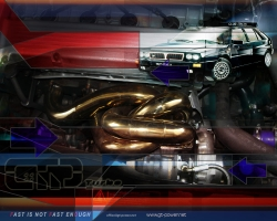 GTP / GT1 Turbokit Motor Sport 450 HP / Lancia 16V 1