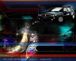 GTP / GT1 Turbokit Motor Sport 450 HP / Lancia 16V 2