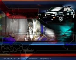 GTP / GT1 Turbokit Motor Sport 450 HP / Lancia 16V 3