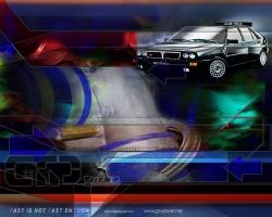 GTP / GT1 Turbokit Motor Sport 450 HP / Lancia 16V 4