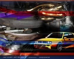GTP / GT1 Turbokit Motor Sport 450 HP / Lancia 16V 5