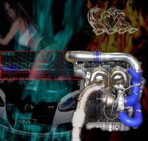GTP / 2,0 Tfsi / GT1 Turbokit Motor Sport 400HP 1