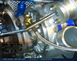 Turbo Wasser & Ölleitungs-Installtionskit Audi/Vag 2