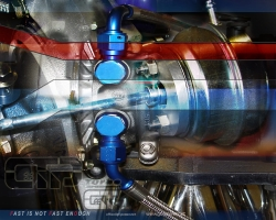 Turbo Wasser & Ölleitungs-Installtionskit Audi/Vag 3