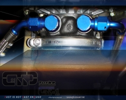 Turbo Wasser & Ölleitungs-Installtionskit Audi/Vag 5