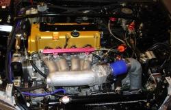 HONDA Motor Tuning 2