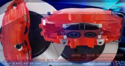 4 KOLBEN - 330x32mm - GTP MOTORSPORT - BREMSENKIT 2