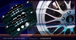 6 KOLBEN - 350x32mm PRO RACE 6 - BREMSENKIT 2