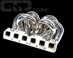 R32 Turbo Fächerkrümmer / T3 / T4 / T04 Flansch 1
