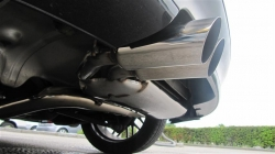 S3 / GT 1 Streetracing Auspuffanlage 76mm ab Downpipe 8