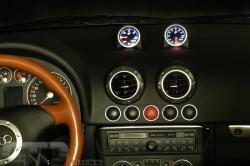 Anzeigenhalterung Audi TT / A3-S3 8