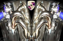 PORSCHE Motor Tuning 2