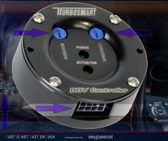 Diesel - Blow Off Set - Turbosmart - Raceport 2