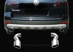 VW -Touareg Endrohre 1
