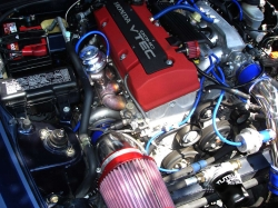 HONDA Motor Tuning 1