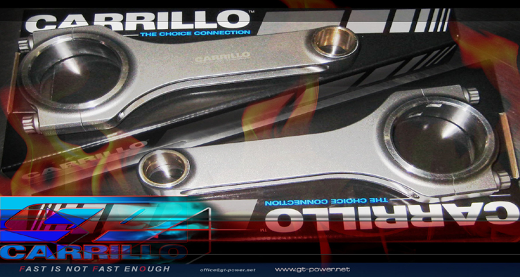 CARILLO FORGED RACING CONRODS