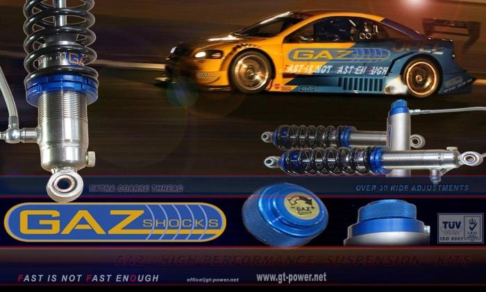 Gaz Gold Gga Competition Gewindefahrwerk Opel